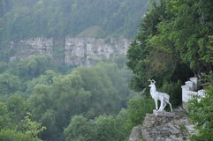 Kamenetz-Podolsk, Nationaal Park Royalty-vrije Stock Afbeeldingen