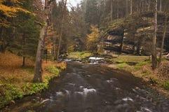 kameniceflod Royaltyfri Fotografi