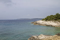 Kamenjak in Istria Stock Photography