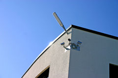 kamer cctv ochrona Obrazy Stock