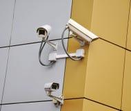 kamer cctv ochrona Zdjęcia Stock