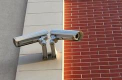 kamer ochrony dwa wideo Zdjęcia Royalty Free
