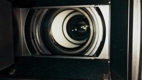 Kamer Telewizyjnych światła i obiektyw zbiory wideo