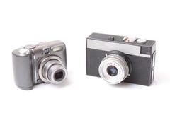 Kamera. Lizenzfreies Stockbild