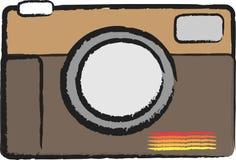 Kamera Lizenzfreie Abbildung