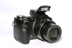 kamera royaltyfri foto