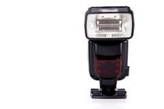 Kamera Błyskowy Speedlight Zdjęcia Royalty Free