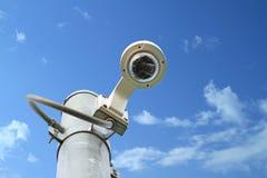 Kamera bezpieczeństwa Zdjęcia Stock