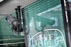 Kamera bezpieczeństwa fotografia stock