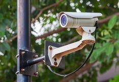 Kamera bezpieczeństwa, CCTV Zdjęcia Stock