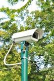 Kamera Bezpieczeństwa lub CCTV Zdjęcia Royalty Free