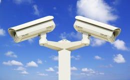 Kamera bezpieczeństwa Zdjęcie Stock