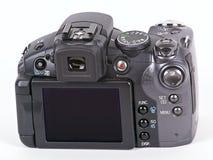 kamera biel cyfrowy odosobniony Zdjęcia Stock