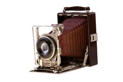 kamera classic Fotografia Royalty Free