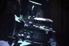 kamera cyfrowa kino. Zdjęcia Stock