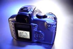 kamera cyfrowa slr Obraz Stock