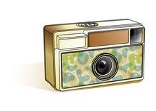 Kamera der Weinlese-35mm SLR Stockfoto
