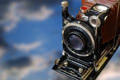 Kamera der Weinlese-35mm SLR Stockbild