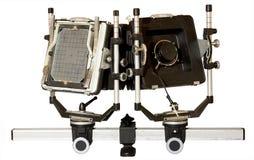 Kamera des großen Formats Lizenzfreie Stockfotos