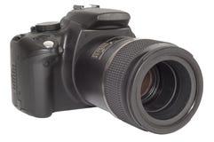 Kamera Digital-SLR Lizenzfreies Stockbild