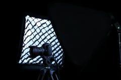 Kamera för Canon 5D fläckdropp Fotografering för Bildbyråer