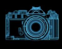 Kamera för DSLR SLR Arkivbild