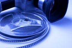 Kamera för tappning super8 fotografering för bildbyråer