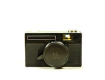 Kamera für das Machen von Fotos auf Film Stockfoto