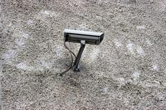 Kamera für Schießen im Freien Lizenzfreie Stockfotografie