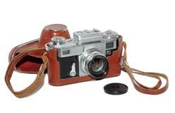 Kamera falls Lizenzfreie Stockfotografie