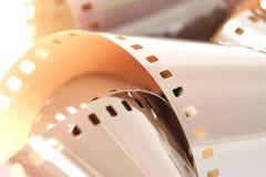 Kamera-Film Stockfotos
