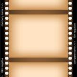 Kamera-Film Lizenzfreie Stockfotografie