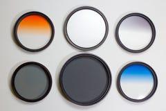 Kamera-Filter Lizenzfreies Stockfoto