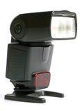 kamera flash Zdjęcie Stock