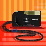 Kamera från 90 `en s Arkivbilder