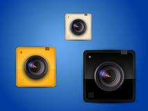kamera internetowa Fotografia Stock