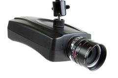 kamera internety Zdjęcie Royalty Free