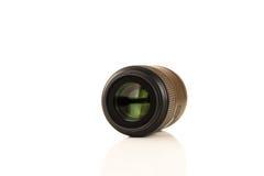 kamera isolerad lins Royaltyfri Fotografi