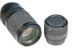 Kamera lense Stockbild