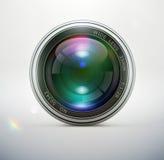 Kamera obiektyw ilustracja wektor