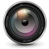 Kamera obiektyw Zdjęcia Royalty Free