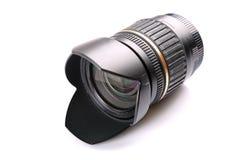 Kamera obiektyw odizolowywający Zdjęcia Royalty Free