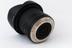 Kamera obiektywu oka zakończenie Fotografia Stock