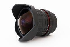 Kamera obiektywu oka zakończenie Obraz Stock