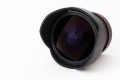Kamera obiektywu oka zakończenie Zdjęcie Royalty Free