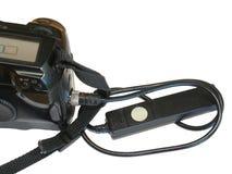 Kamera och fjärrkontroll Arkivfoton