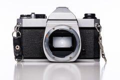 kamera odizolowywająca Fotografia Stock