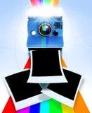 kamera retro Obrazy Stock
