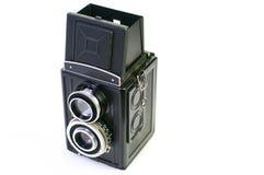 kamera rocznik Fotografia Royalty Free
