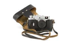 kamera rocznik Obraz Royalty Free